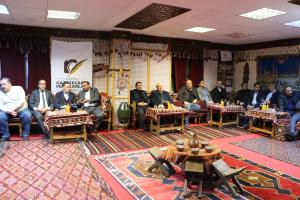 """10 Ocak """"Çalışan Gazeteciler Günü"""", Kâhta'da Düzenlenen Etkinlikle Kutlandı"""